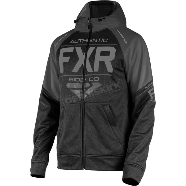 FXR Racing Black Ops Ride Tech Hoody - 181110-1010-10