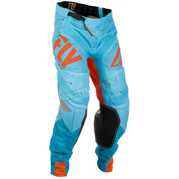 Fly Racing Orange/Blue Lite Hydrogen Pants - 371-73838