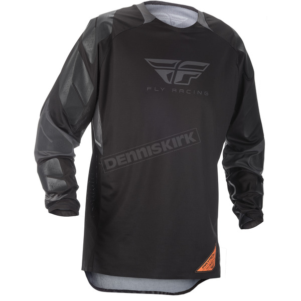 Fly Racing Black/Orange Patrol XC Jersey - 371-6702X