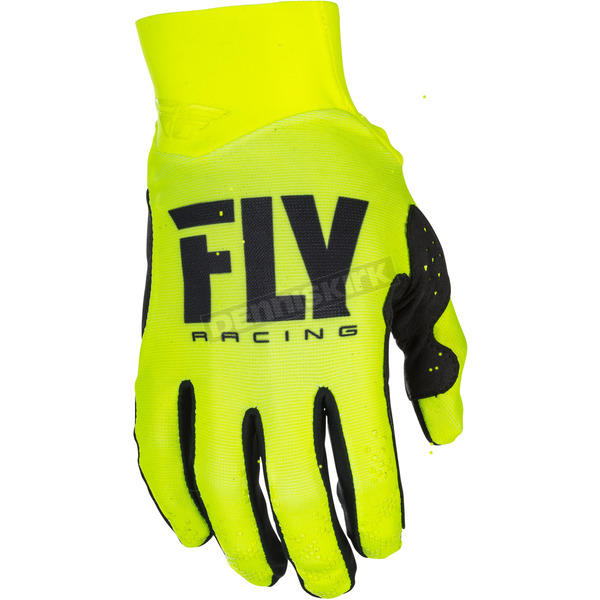 Fly Racing Hi-Vis Pro Lite Gloves - 371-81909