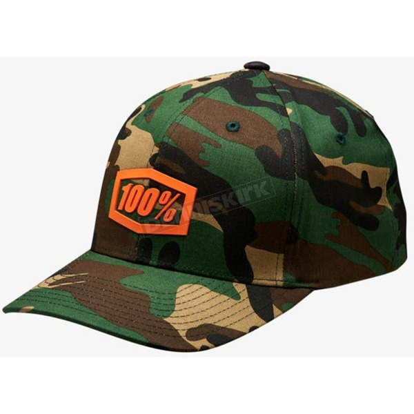 100% Youth Alpha Snapback Hat  - 20062-064-00