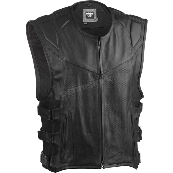 Highway 21 Black Blockade Vest - 489-1080X