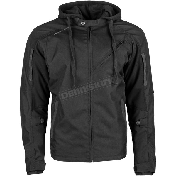 Speed and Strength Black Fast Forward Jacket - 884423