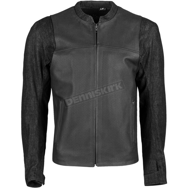 Speed and Strength Black Ground and Pound Jacket - 884420