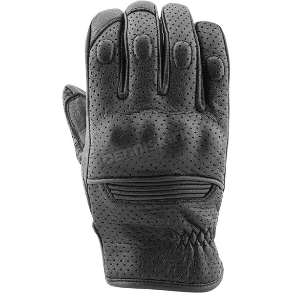Straight Savage Leather Gloves - 884507