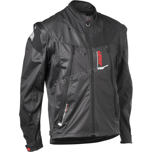 Leatt Black GPX 4.5 Lite Jacket - 5018700102