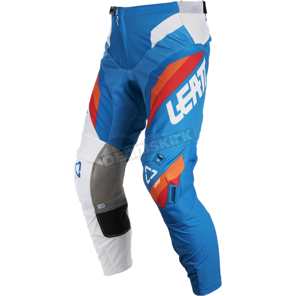 Leatt Blue/White GPX 5.5 I.K.S. Pants - 5018750541