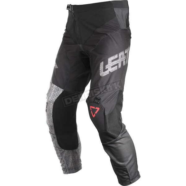Leatt Black/Brushed GPX 4.5 Pants - 5018750555