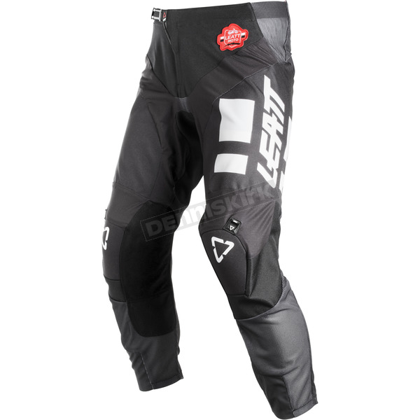 Leatt Black/White GPX 4.5 Pants - 5018750612
