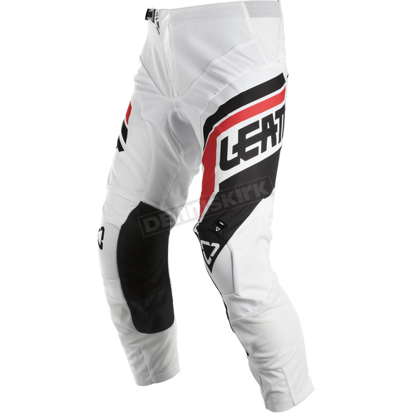 Junior/Kids White/Black GPX 2.5 Pants - 5018750680