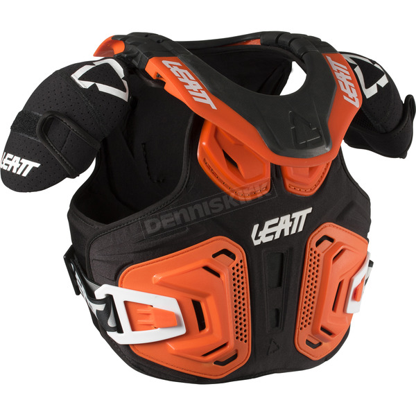 Youth Orange  Fusion 2.0 Neck Vest - 1018010022
