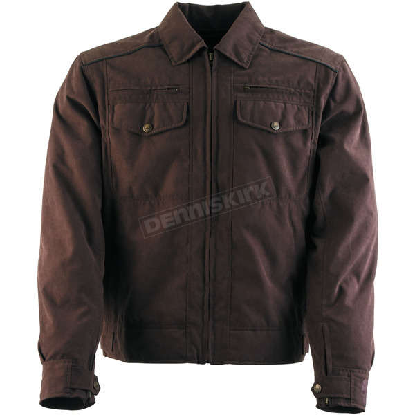 Black Brand Brown Street Team Jacket - BB3294