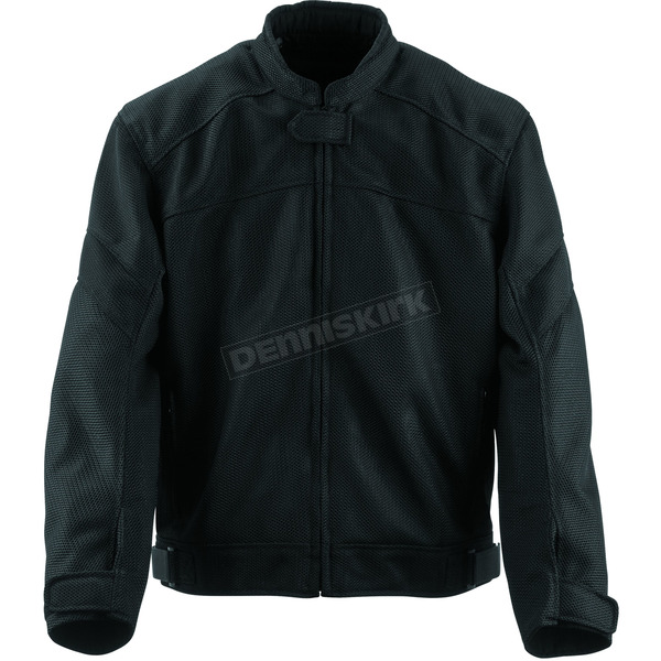 Black Brand Black Flow Mesh Jacket - BB3336