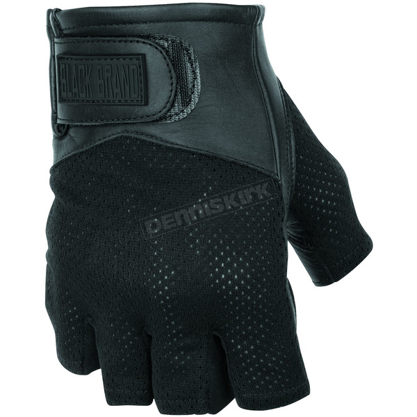 Black Brand Black High Flow Shorty Gloves - BB7027