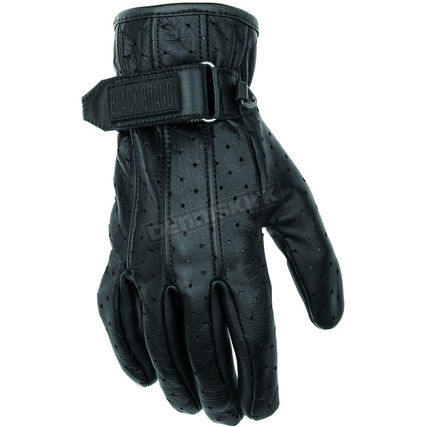 Black Brand Women's Black Breathe Gloves - BB7134