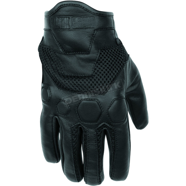 Black Brand Black Tech Rider Gloves - BB7195