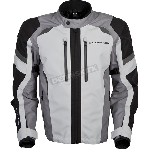 Scorpion Gray Optima Jacket - 14504-5