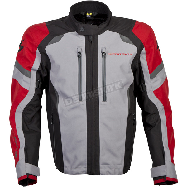 Scorpion Red Optima Jacket - 14506-6