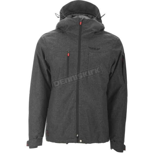 Gray Blitz Jacket