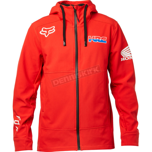 Red HRC Pit Jacket - 22506-003-S