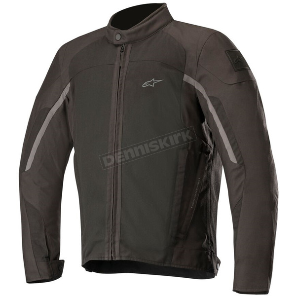 Alpinestars Black Spartan Jacket - 3308118-1100-XL