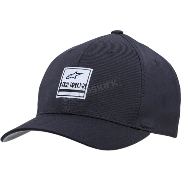 Black Stated Hat - 10188100910LXL