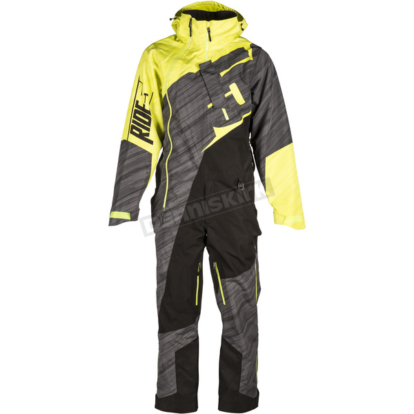 509 Hi-Vis Allied Mono Suit Shell - F03000900-160-501