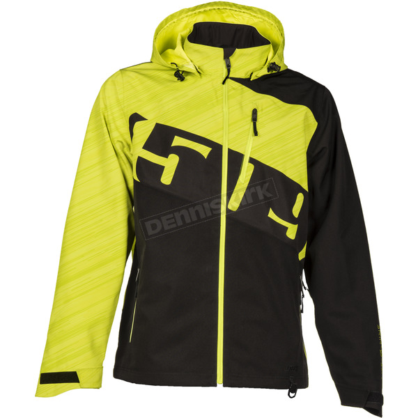509 Hi-Vis Evolve Shell Jacket - F03000600-170-501
