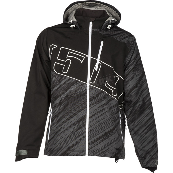 509 Black Ops Evolve Shell Jacket - F03000600-170-001