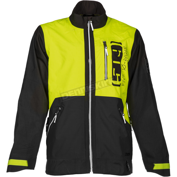 509 Hi-Vis Forge Shell Jacket - F03000700-130-501