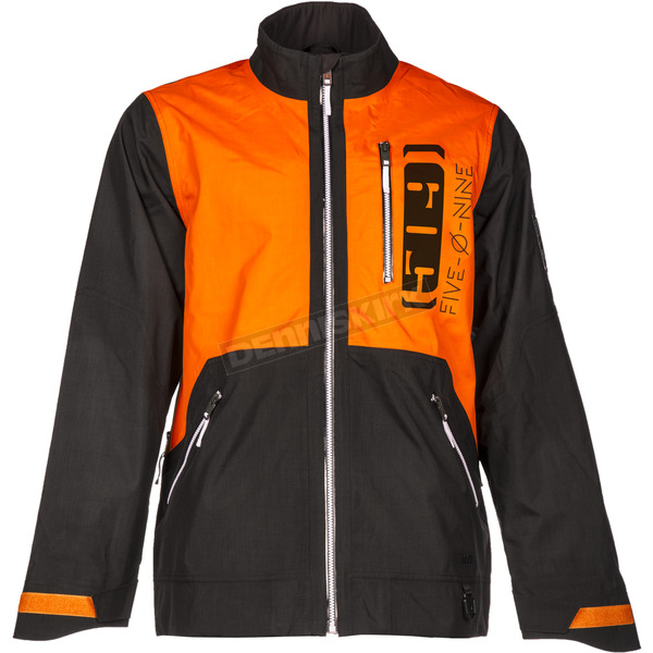 509 Orange Forge Shell Jacket - F03000700-120-401