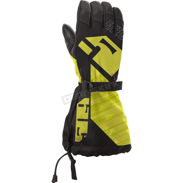 509 Lime Backcountry 2.0 Gloves - F07000100-170-301