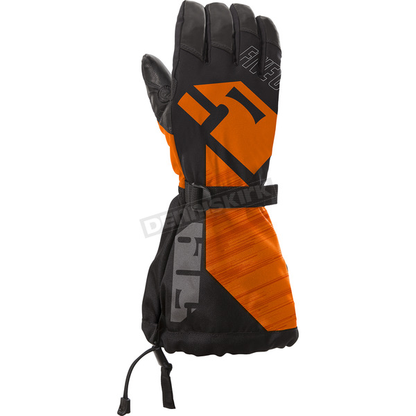 509 Orange Backcountry 2.0 Gloves - F07000100-130-401