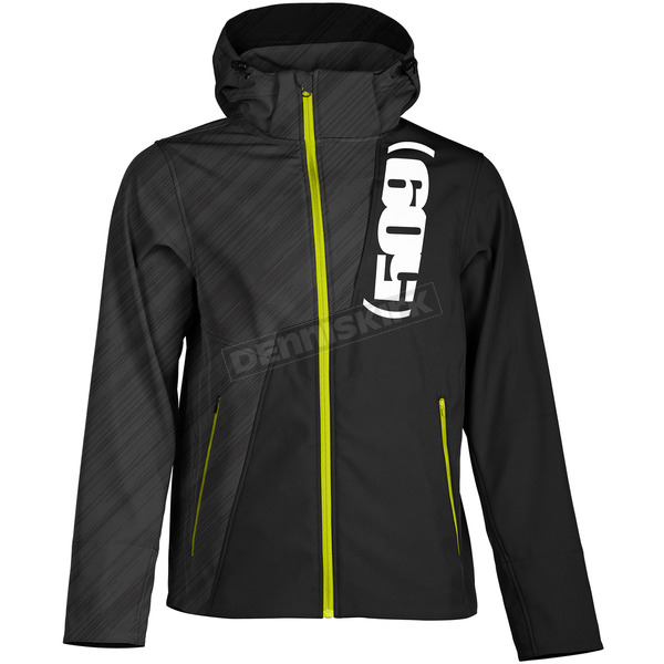509 Black Ops/Hi-Vis Tactical Softshell Jacket - F09001000-120-501