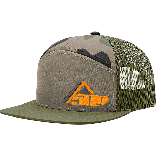 509 Hunter Access 7 Panel Trucker Hat - F09002400-000-301
