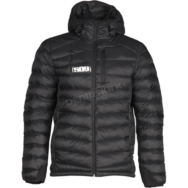 509 Black Ops Syn Loft Insulated Hooded Jacket - F04000400-150-002