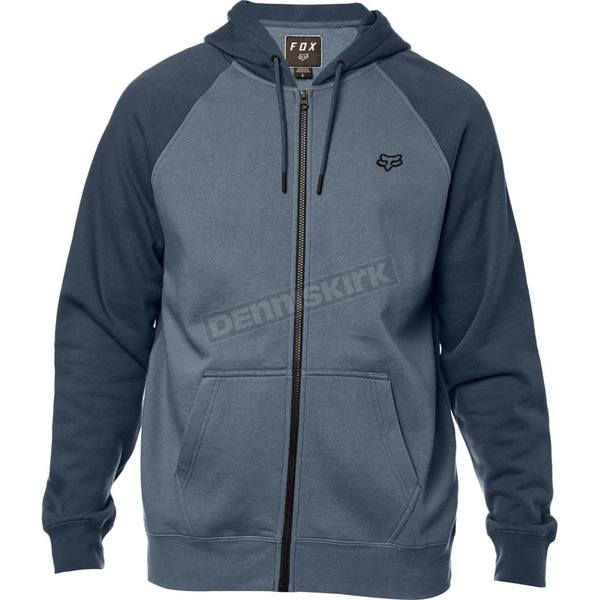 Blue Steel Legacy Zip Hoody