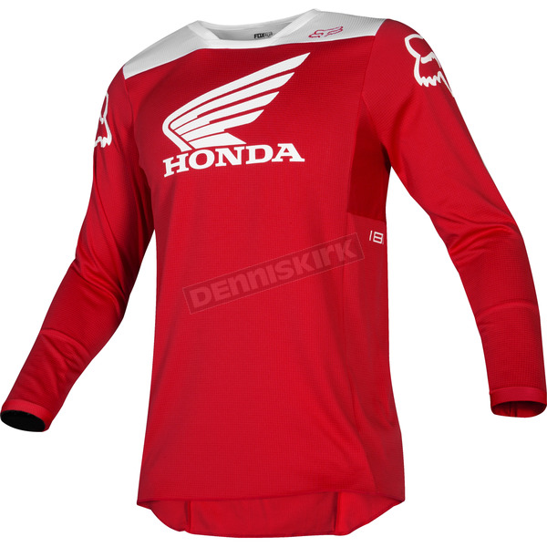 Red 180 Honda Jersey - 21734-003-L