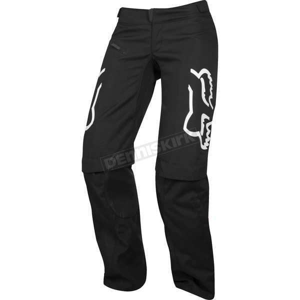 Women's Black Switch Mata Pants
