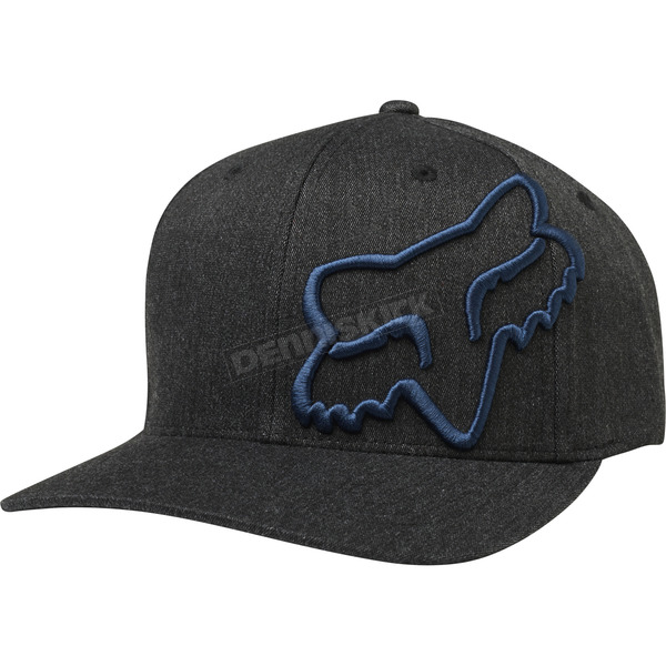 Black/Navy Clouded Flexfit Hat