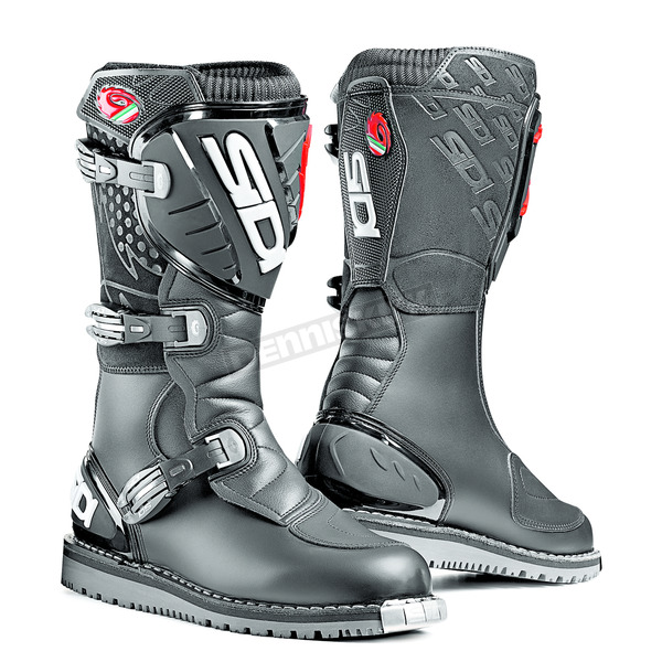 Black Discovery Rain.1 Boots - SID-DR1-BKBK-47