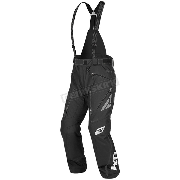Black Mission FX Pants - 190109-1000-04