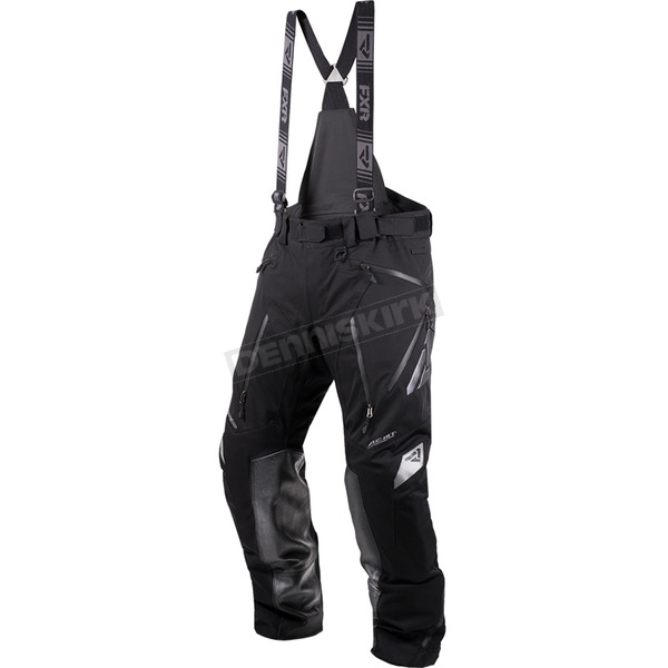 Black Renegade SX Pro Pants