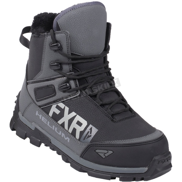 Black/Charcoal Helium Outdoor Boots