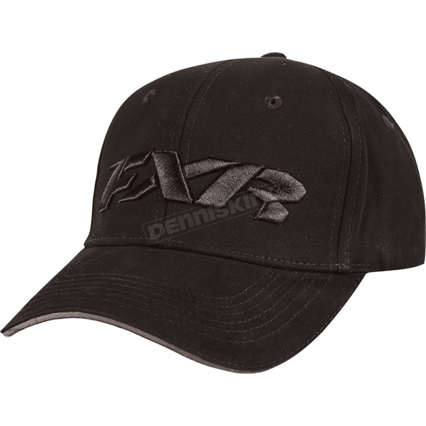 Black Tactic Hat - 181900-1000-08