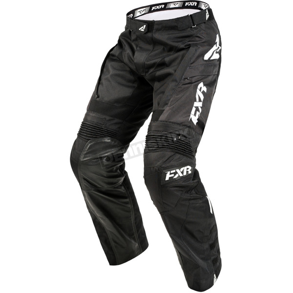 Black A.R.C. Over The Boot Pants
