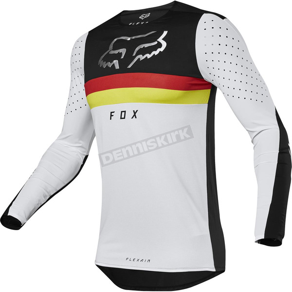 Black/White Flexair Regl Limited Edition Jersey - 24274-018-S