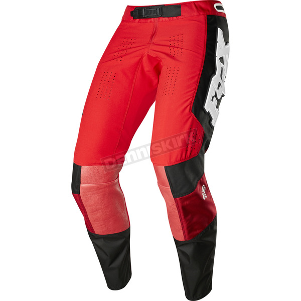 Flame Red 360 Linc Pants