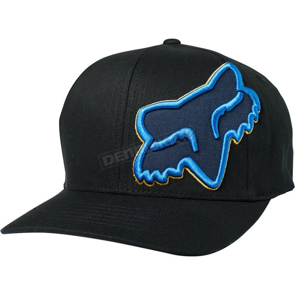 Black/Royal Episcope Flexfit Hat - 23689-557S/M