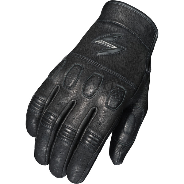 Black Gripster Gloves - G34-036